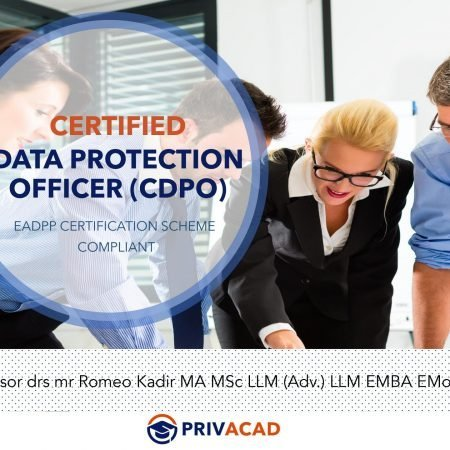 Official Certified Data Protection Officer (EIPACC CDPO)
