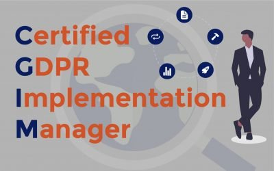 Certified GDPR Implementation Manager