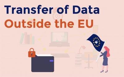 Transfer of Data Outside the European Union