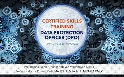 Certified Data Protection Officer (CDPO) Soft Skills Training