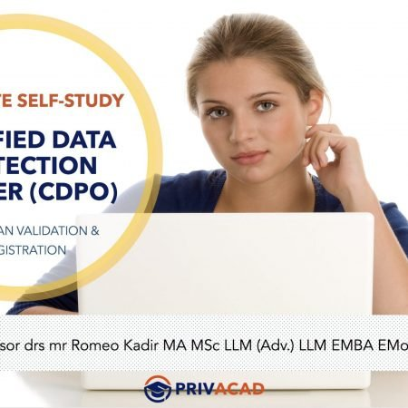 Complete Self-Study Data Protection Officer (CDPO)