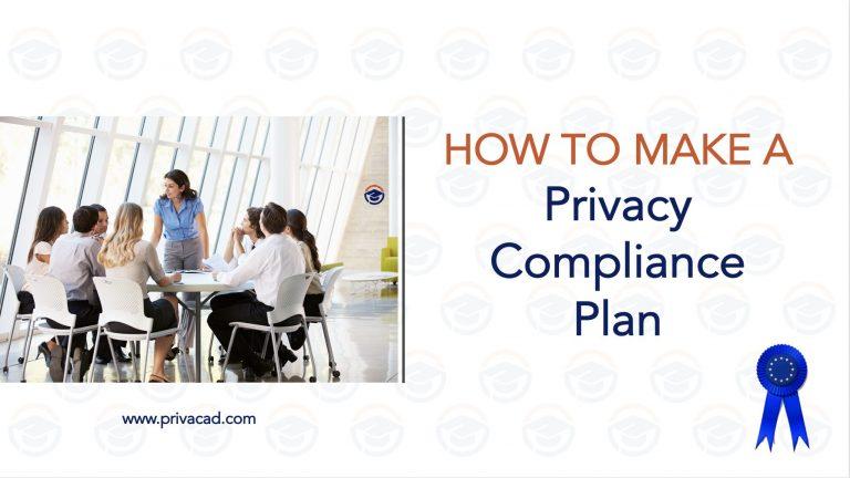 2 10M Privacy Compliance Plan